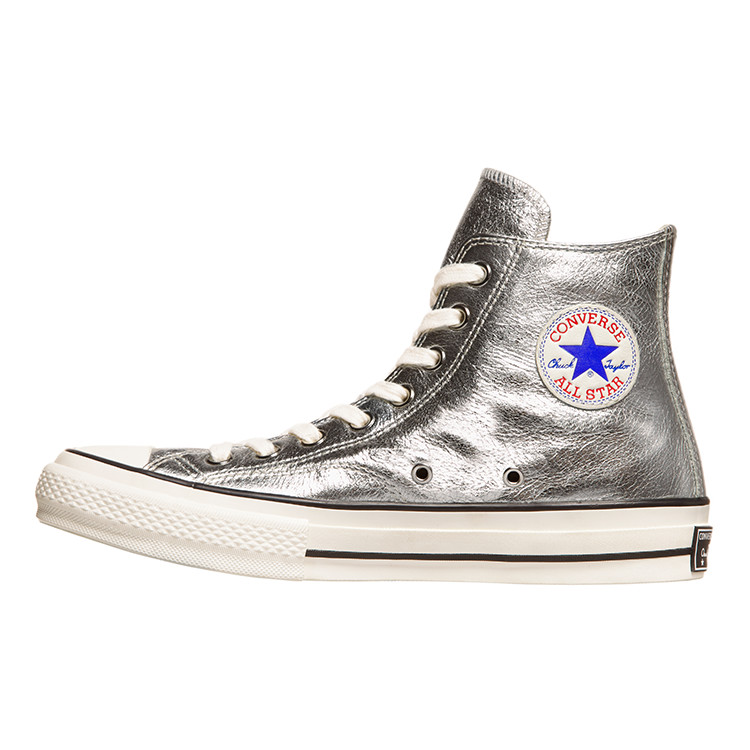 559f0aa1fe6f42 2011 HOLIDAY COLLECTION. CHUCK TAYLOR® METALLIC HI