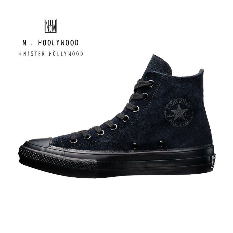 8ba2fd2e4d04 2016 SPRING II COLLECTION. CHUCK TAYLOR® NH HI