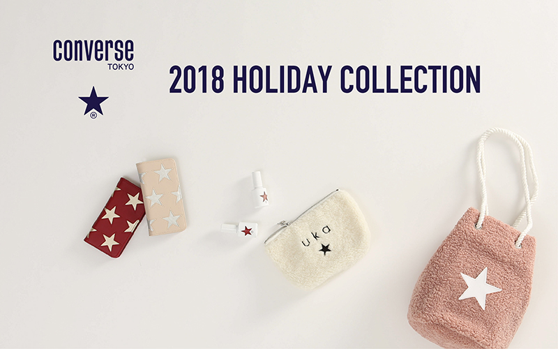 CONVERSE TOKYO 2018 Holiday Collection