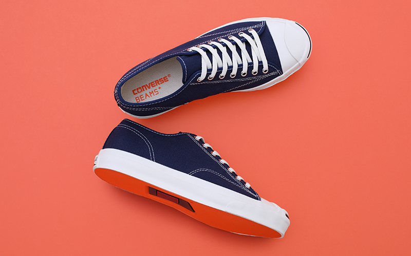 JACK PURCELL × BEAMS PLUSコラボモデル登場!