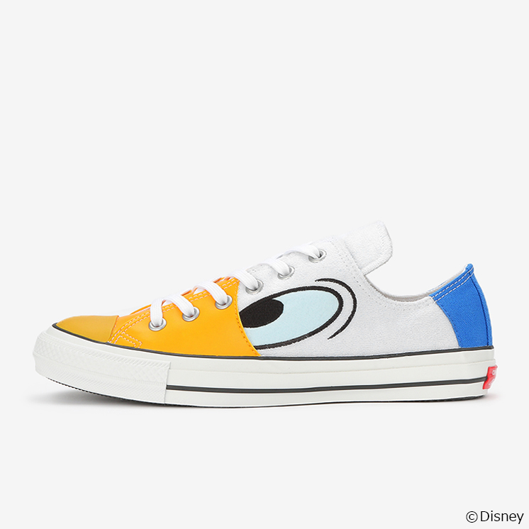 ALL STAR 100 DONALD DUCK FC OX | PRODUCTS | CONVERSE