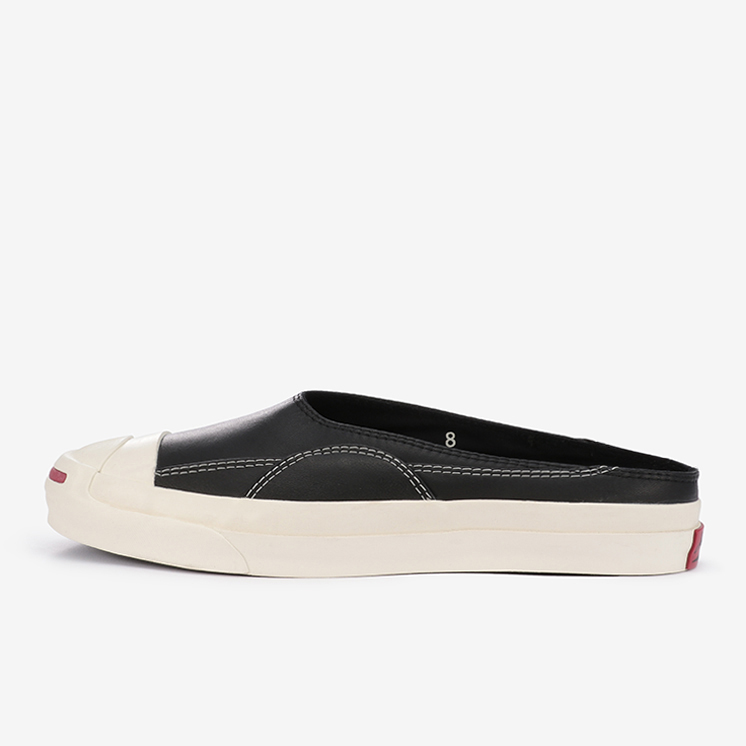 JACK PURCELL RET MULE LEATHER