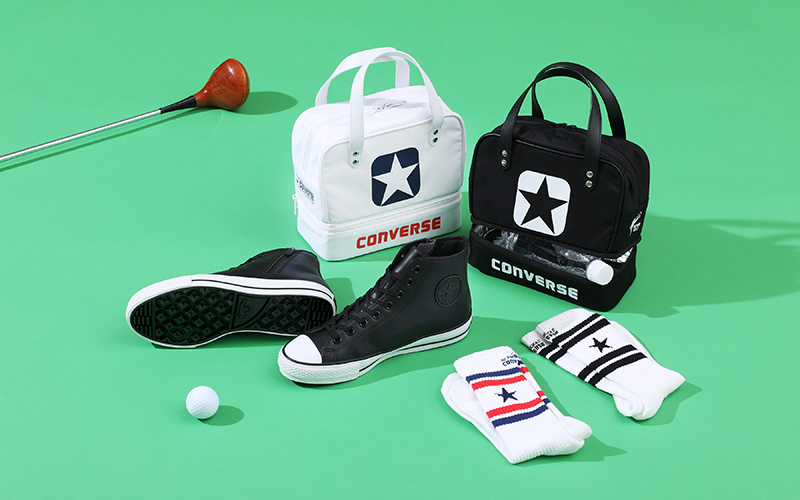 CONVERSE MADE FOR GOLF × BEAMS GOLF 発売