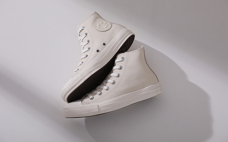 LEATHER ALL STAR US HI × Ungrid 発売